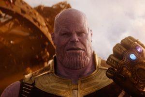 marvel infinity war thanos