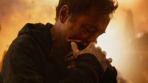 Ironman Tony stark marvel infinity war