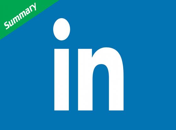 linkedin logo facebook target ads
