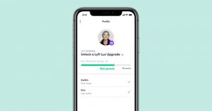 lyft loyalty rewards program ride sharing