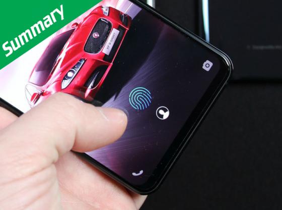 oneplus 6t optical fingerprint screen mashable