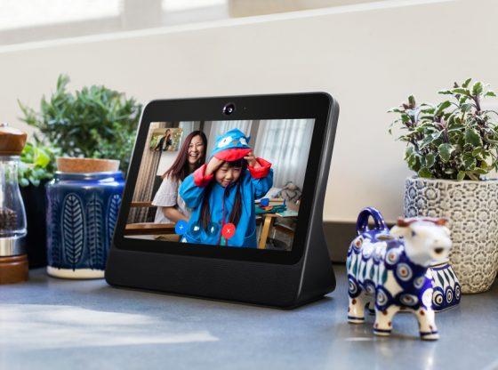 facebook portal video call device