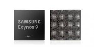 samsung Exynos 9 series 9820 processor