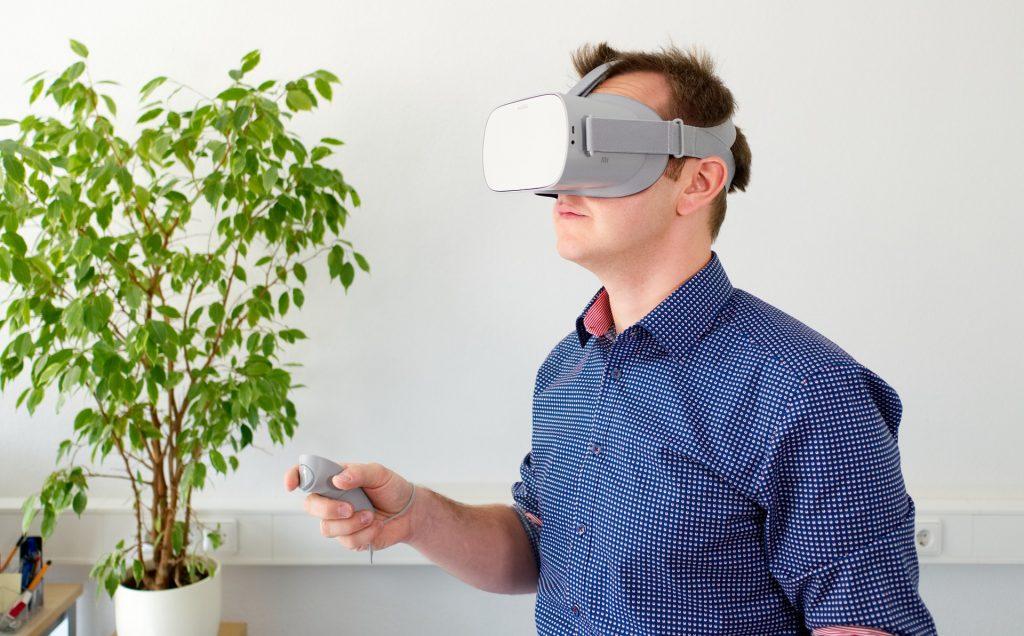 oculus go vr virtual reality rift